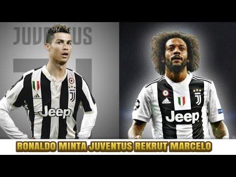 Ronaldo Minta Juventus untuk Bajak Marcelo dari Real Madrid, Mungkinkah???