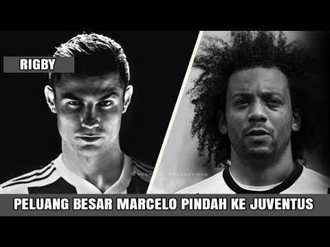 Peluang Besar Marcelo Akan Menyusul Ronaldo ke Juventus