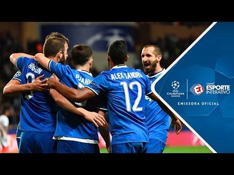 Melhores Momentos – Monaco 0 x 2 Juventus – Champions League (03/05/2017)