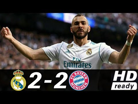 Real Madrid vs Bayern Munich 2-2 | ESPN | Relato (Miguel Simon) | UCL 01/05/18