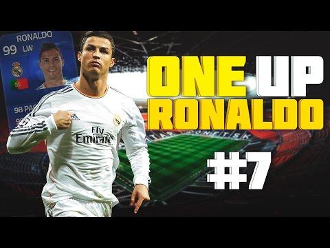 FIFA 15 PS4 | Ultimate Team | OneUp | 1UP TOTY RONALDO #7 | ПООРАЛ ДЛЯ ХЕЙТЕРОВ)))