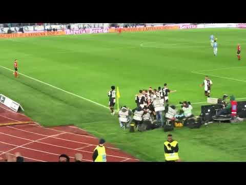 Lazio-Juventus 3-1 – Esultanza Cristiano Ronaldo – 7 dicembre 2019