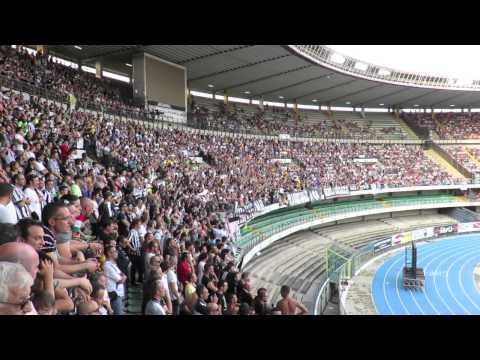 Chievo Verona  Juventus 0-1  30/08/2014 Settore Ospiti Verona