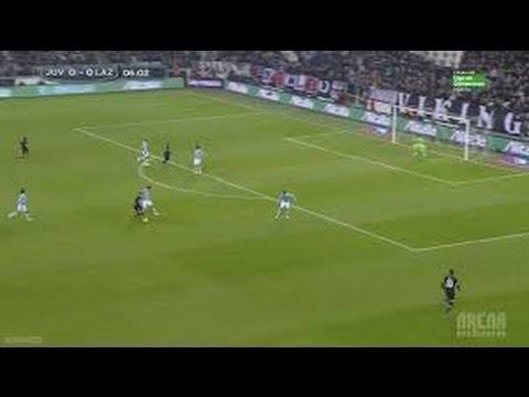 Juventus vs Lazio 2015