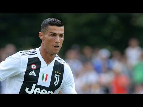 Cristiano Ronaldo (DEBUT) vs Juventus B HD 720p (12/08/2018)