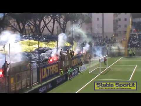 È Serie B.  Juve Stabia-Vibonese 2-1 [20 04 2019]