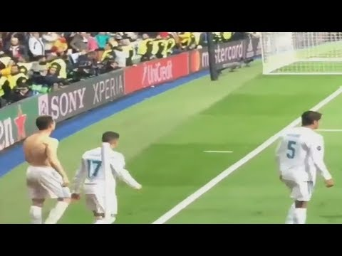 Cristiano Ronaldo Penalty Goal – Juventus vs Real Madrid 3-1 – 11/04/2018
