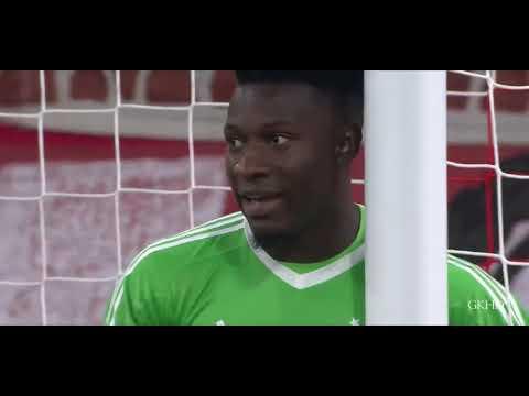 André Onana Vs Bayern Munich – 2018/2019 (Away)