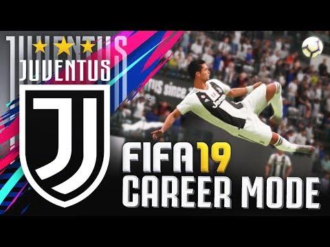 FIFA 19 JUVENTUS CAREER MODE – RONALDO BICYCLE KICK GOAL! #7