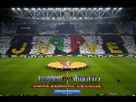 E' bianconero Lyrics Juventus