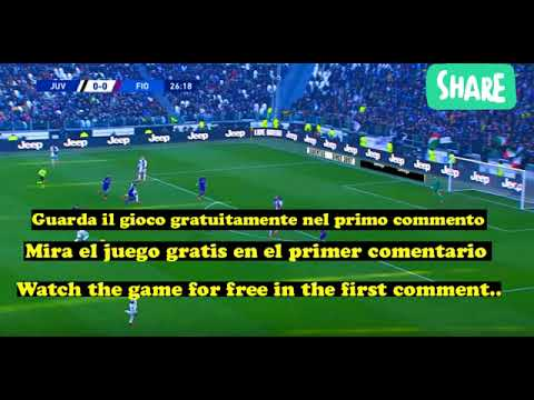 Watch the hellas verona fc vs juventus match for free