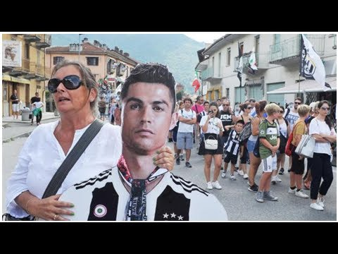 Cristiano Ronaldo scores in Juventus v Juventus B match