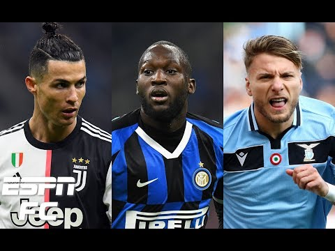 Serie A predictor: Will Juventus, Inter Milan or Lazio distance themselves? | ESPN FC
