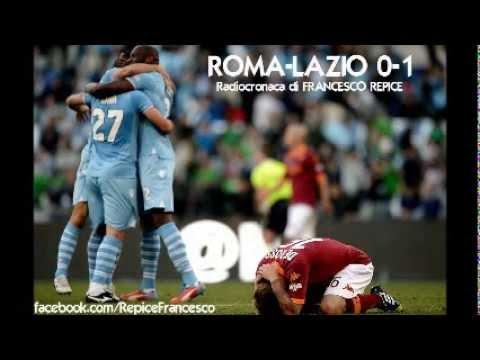ROMA-LAZIO 0-1 – Radiocronaca di Francesco Repice – FINALE COPPA ITALIA 2013 da Radiouno RAI