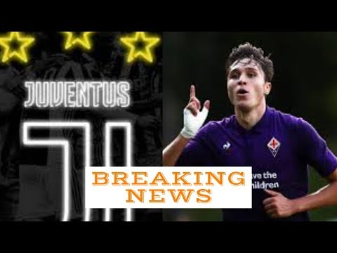 Juventus To beats Inter Milan For Federico Chiesa's Signature In The Summer