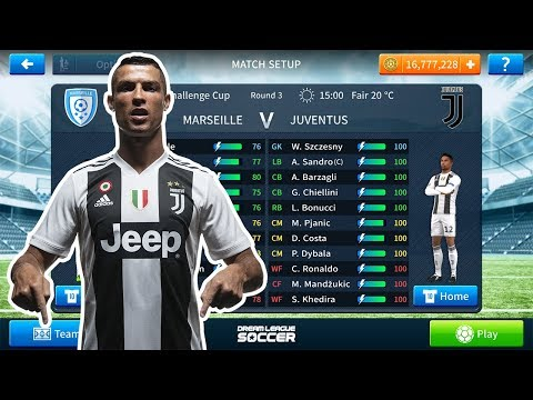 How To Hack Dls 19 Juventus Team 2018-19 – Dream League Soccer 2019