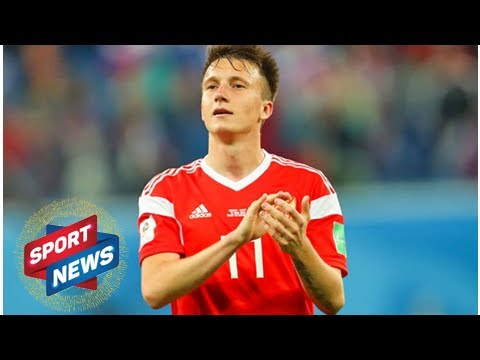 Transfer news: Juventus monitor Chelsea and Arsenal in Aleksandr Golovin battle