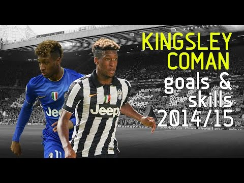 Kingsley Coman | Goals, Skills & Assists | Juventus | 2014/15