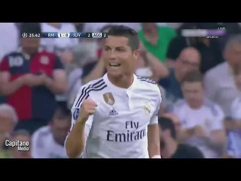 Real Madrid Vs Juventus 1-1 | UCL 2014/2015 (2nd Leg) | Highlighlts HD