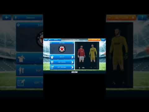 How to change dream league soccer 2019 kit and logo in juventus