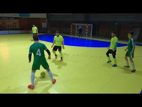 Sporting Solinky – PIZZERIA TEMPO-Juventus B 5:6, 3. časť – II. polčas
