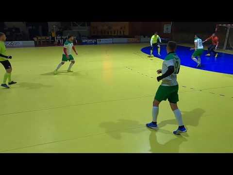 PIZZERIA TEMPO-Juventus B – PUPKÁČI Futsal Team-MPR B 4:4, 3. časť – II. polčas
