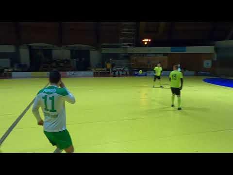 PIZZERIA TEMPO-Juventus B – PUPKÁČI Futsal Team-MPR B 4:4, 1. časť – II. polčas