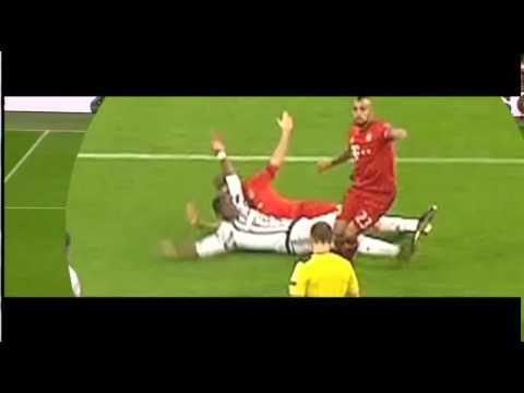 Arbitraggio VERGOGNOSO a favore del Bayern Monaco in Juve-Bayern