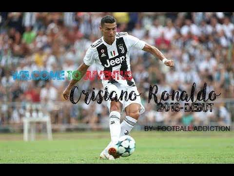 Motivational-Cristiano Ronaldo (Debut) vs Juventus B (12/08/2018) HD 1080i