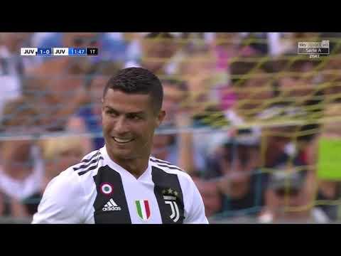 Lucas Rosa – Villar Perosa 2018 – Juventus A  X Juventus B