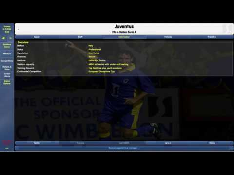 Juventus Squad Championship Manager Season 2003 2004 Guide and Review