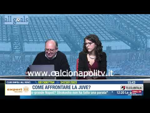 verso Napoli-Juventus Club Napoli All News 24/1/20 parte 1/2