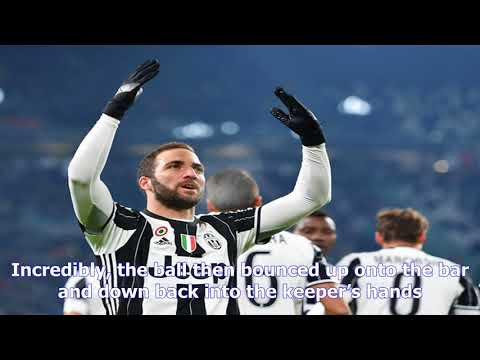 Juventus lose home record after incredible higuain miss- [News 24h]