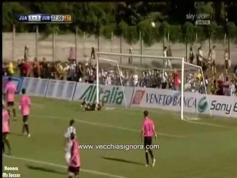 Laurentiu Branescu: le migliori parate alla Juventus