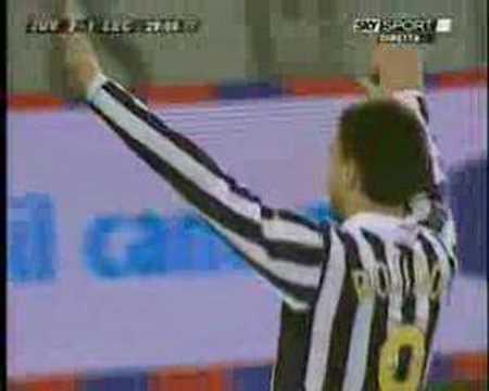 Juventus 4 x 1 Lecce – Série B – 25/11/2006