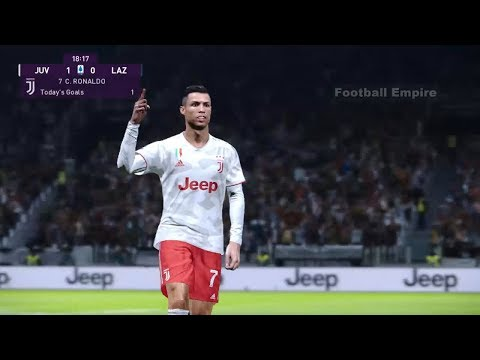 PES 2020   Juventus vs Lazio