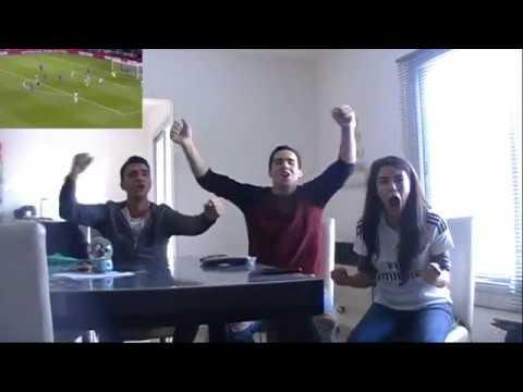 ||REACCIONES|| FINAL UCL 2017|| JUVENTUS 1 VS REAL MADRID 4