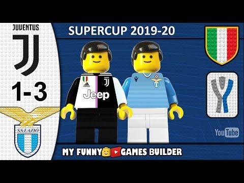 Italian Super Cup • Juventus Lazio 1-3 🏆 LEGO Supercoppa Italiana 19/20 • All Goal Highlights