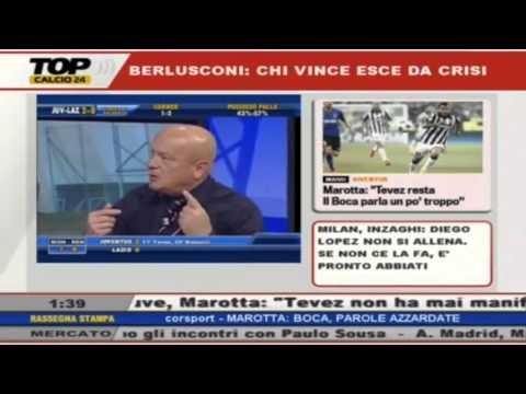 QSVS – riassunto juventus-lazio 2-0 del 18/04/2015 (Telelombardia)