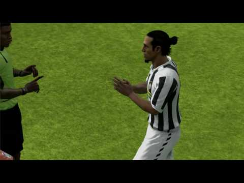 FIFA 2010 Juventus – Barcelona Gameplay (PC)