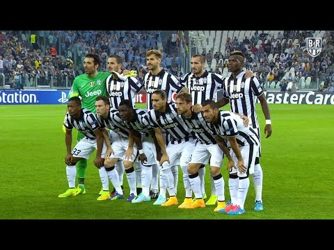 Teams of the Decade: 9. Juventus, 2014-15