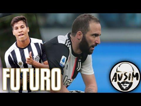 Da Higuain a Kaio Jorge: il futuro dell'attacco della Juventus ||| Mercato Avsim