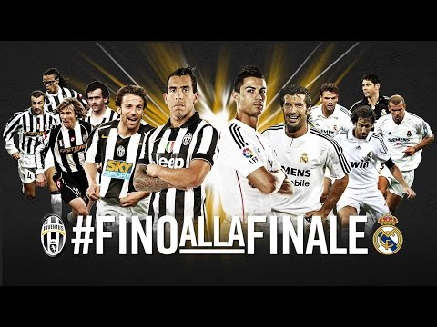 Juventus-Real Madrid preview #finoallafinale