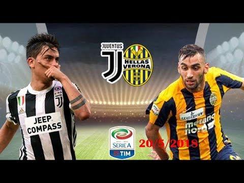 LINEUP Juventus vs Verona Predict, Preview 19/5/2018 Serie A [HD]