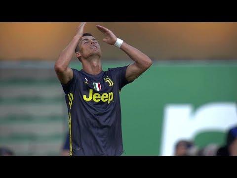 Cristiano Ronaldo vs Chievo Verona Away HD 1080i (18/08/2018) by 1900FCBFreak