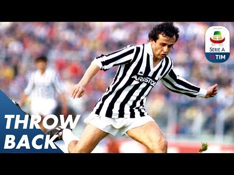 Lazio 3-3 Juventus 1985 | Throwback | Serie A