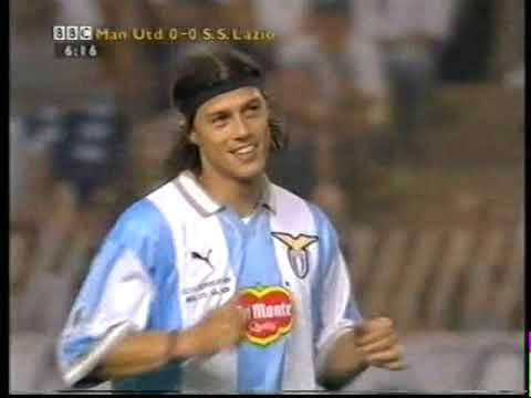 1999-08-27 Lazio vs Manchester Utd 0-1 (FULL MATCH) European Supercup