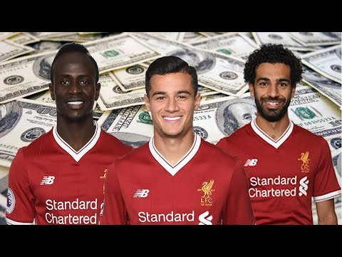 Liverpool Player Salaries 2017-18 – Who Is The Most Received?