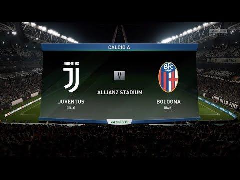 Juventus vs Bologna | Serie A (Matchday 6: 26/09/2018) | Line-up Prediction & Simulation Match