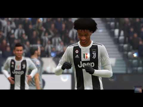 Serie A Round 20 | Game Highlights | Juventus VS Chievo Verona | 2nd Half | FIFA 19